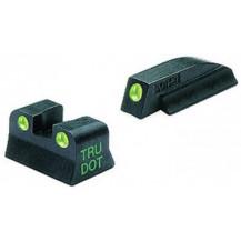 Meprolight Beretta Tru-Dot Night Sight (TD fixed set for M9 and 92) (Green)