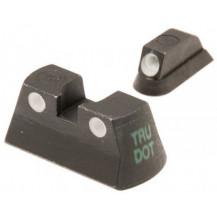 Meprolight CZ Tru-Dot Night Sight (TD fixed 75, 83, 85 & 75D PCR Compact 9mm set) (Green)