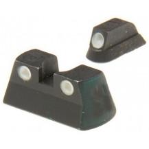 Meprolight CZ Tru-Dot Night Sight (TD fixed set - P-01 series) (Green)