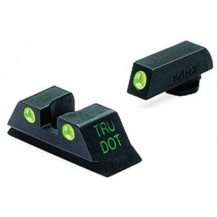 Meprolight Glock Tru-Dot Night Sight (Glock 9mm, .357 Sig, .40 S&W . 45) (Green)