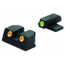 Meprolight Sig Sauer Tru-Dot Night Sight (TD 9mm & 357 sig) (Orange & Green)