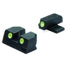 Meprolight Springfield Tru-Dot Night Sight (TD XD 9mm & .40 fixed set) (Green)