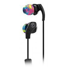 Skullcandy Method Sport In-Ear Earphones - Black/Swirl
