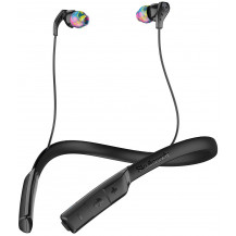 Skullcandy Method Wireless Sport In-Ear Earphones - Black/Swirl
