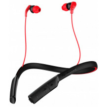 Skullcandy Method Wireless Sport In-Ear Earphones - Black/Red