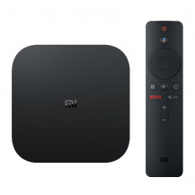 MI Box S Ultra HD 4K Streaming Media Player