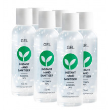 Microgarden Gel Hand Sanitiser - 125ml, Pack of 6