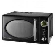 Russell Hobbs Rhretrom Microwave Oven  Black, 20L