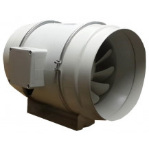 AF Fan Mix Flow Inline Tube Fan