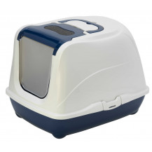 McMac Flip Cat Litter Box - Blue Berry