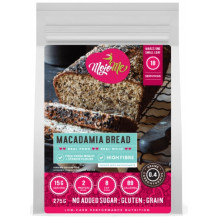 MojoMe Low-Carb Macadamia & Seed Bread PreMix - 275g, 6 Pack - Front View