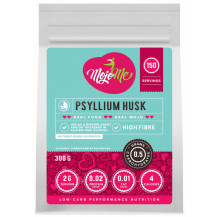 MojoMe Low-Carb Psyllium Husk - 300g, 6 Pack - Front View