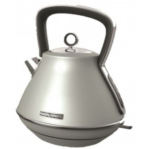 Morphy Richards Evoke Cordless Kettle - 2200W, Platinum