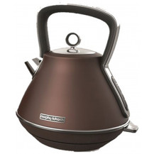 Morphy Richards Evoke Cordless Kettle - 2200W, Bronze