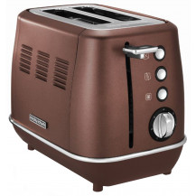 Morphy Richards Evoke Stainless Steel Toaster - 2 Slice, Bronze