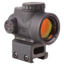 Trijicon MRO Green Dot Sight - 2.0 MOA, Full Cowitness Mount