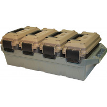 MTM 4-Can Ammunition Crate - 30 Calibre