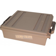 MTM Ammunition Crate - Flat Dark Earth, 11 cm Deep