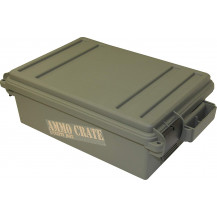 MTM Ammunition Crate - Army Green, 12 cm High