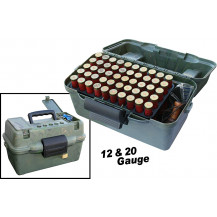 MTM Deluxe Shotshell Case - 100 Rounds, NO Ammo Included