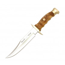 Muela Bowie BW-16.OL Hunting Knife - Front View