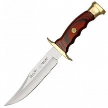 Muela Bowie BW-16 Hunting Knife - Front View