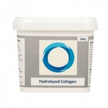 Sally T. Hydrolyzed Collagen Supplement - front view
