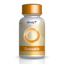 Sally T. Curcumin Supplement - 500mg, 60 Capsules