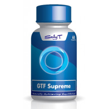 Sally T. Glucose Tolerance (GTF) Supreme Supplement - 60 Capsules