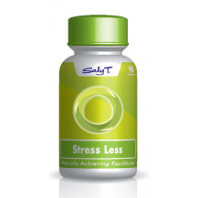 Sally T. Stress Less Supplement - 200 Capsules - Example Image, Actual Product contains 200 capsules and may come in a larger bottle