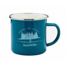 Naturehike Enamel Mug - Blue