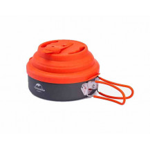 Naturehike H020 Silicone Lid Camping Pot