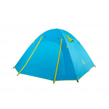 Naturehike P Series Tent - Blue, 4 Person