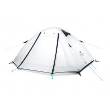 Naturehike P Series Tent - White, 4 Person