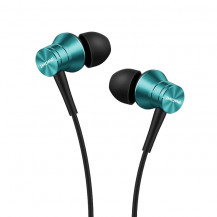 1More Classic Piston Fit In-Ear Headphones - Blue