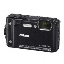 Nikon Coolpix W300 Camera - Black