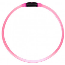 Nite Ize Nitehowl LED Dog Safety Necklace - Pink