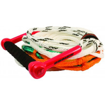 O'Brien Polypro Tow Rope And Handle 5 Section Combo - 22.8m