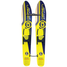 O'Brien Wakestar Eco Trainer Waterskis With Bar