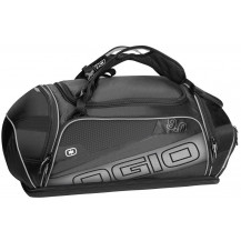 Ogio 9.0 Endurance Gym Bag - Black/Silver