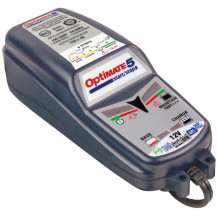 TecMate OptiMate 5 Stop/Start Battery Charger - 4A