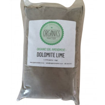 Organics Matter Dolomite Lime - 5L (NOT exact size shown)