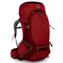 Osprey Atmos AG 65 Backpack - Rigby Red, Medium