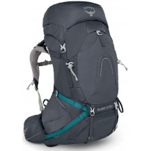 Osprey Aura 50 AG Women's Backpack - Vestal Grey