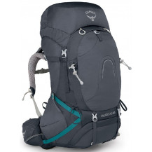 Osprey Aura 65 AG Women's Backpack - Vestal Grey, Small