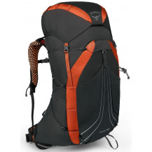 Osprey Exos 58 Backpack - Blaze Black, Large