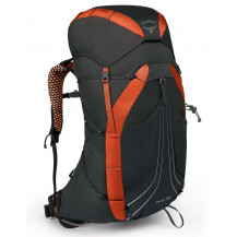 Osprey Exos 58 Men's Backpack - Blaze Black, Small