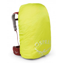 Osprey Hi-Vis Raincover - X/S, Electric Lime. COVER ONLY