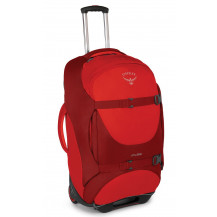 Osprey Shuttle 100 Wheeled Bag - Diablo Red