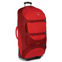 Osprey Shuttle 130 Wheeled Bag - Diablo Red